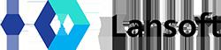 Lansoft Cloud Logo